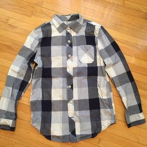 Arizona Jeans boy's button down 14/16